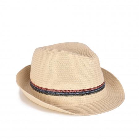SALE % | Lerros | Strohhut - Hutband | Beige online im Shop bei meinfischer.de kaufen