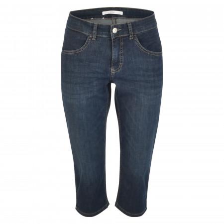 SALE %   Mac   Hose - Regular Fit - Capri   Blau online im Shop bei meinfischer.de kaufen