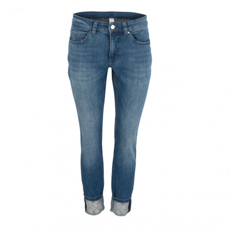 SALE % | Boss Casual | Jeans - Dream Skinny - Skinny Fit | Blau online im Shop bei meinfischer.de kaufen