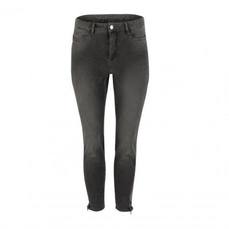 SALE % | Mac | Jeans - Slim Fit - 7/8 | Schwarz online im Shop bei meinfischer.de kaufen
