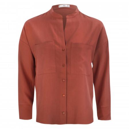 SALE %   MANGO   Hemd - Loose Fit - Taina2   Rot online im Shop bei meinfischer.de kaufen