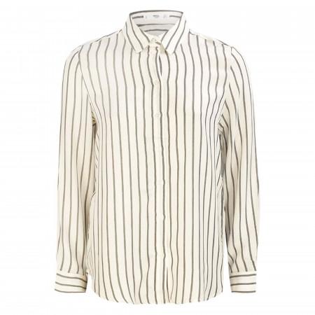 SALE %   MANGO   Hemdbluse - Loose Fit - Music   Weiß online im Shop bei meinfischer.de kaufen
