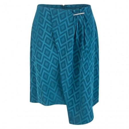 SALE %   MANGO   Rock - Jacky - asymmetrisch   Blau online im Shop bei meinfischer.de kaufen
