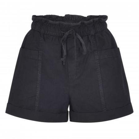 SALE % | MANGO | Paperbagshorts - Comfort Fit - Matteo | Schwarz online im Shop bei meinfischer.de kaufen