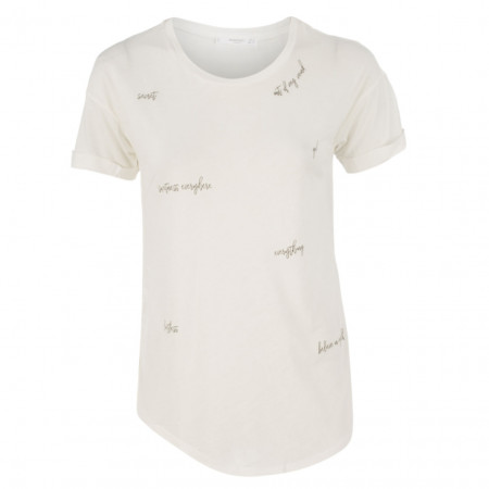 T-Shirt - Comfort Fit - Wordings