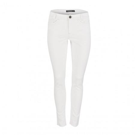 SALE % | Marc Cain | Jeans - Slim Fit - Stretch | Weiß online im Shop bei meinfischer.de kaufen