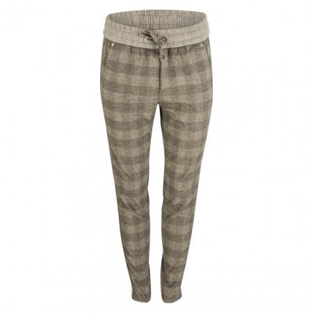 SALE % | Marc Cain | Joggpants - Tapered Leg - Muster | Grau online im Shop bei meinfischer.de kaufen