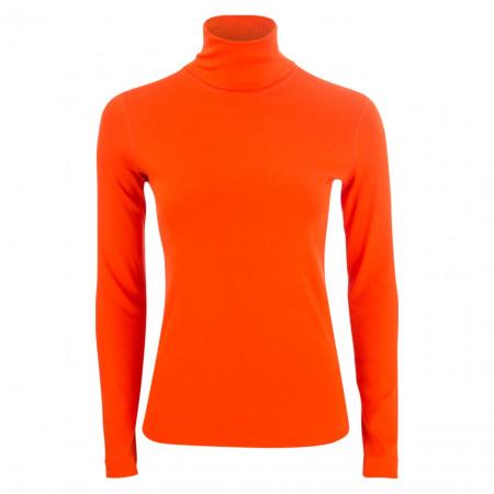 SALE % | Marc Cain | Shirt -Slim Fit - Rollkragen | Rot online im Shop bei meinfischer.de kaufen