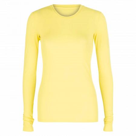 SALE % | Marc Cain | Shirt - Slim Fit - Stretch | Gelb online im Shop bei meinfischer.de kaufen