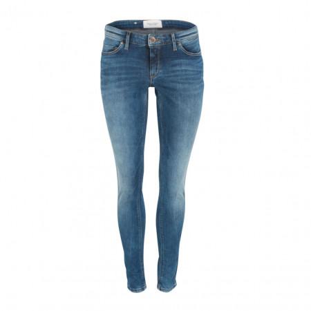 SALE % | Boss Casual | Stiefelette - Leder | Blau online im Shop bei meinfischer.de kaufen