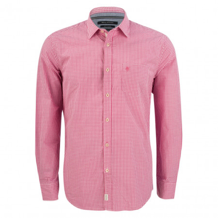 SALE % | Marc O'Polo | Freizeithemd - Regular Fit - Classic Kent | Rosa online im Shop bei meinfischer.de kaufen
