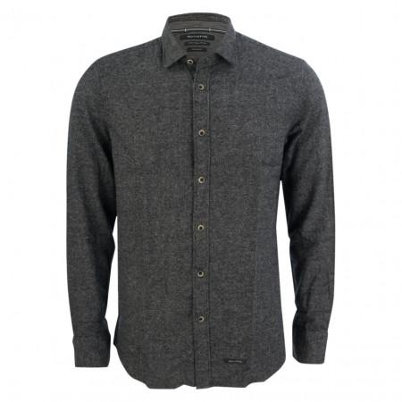 SALE % | Marc O'Polo | Freizeithemd - Regular Fit - Flanell-Qualität | Schwarz online im Shop bei meinfischer.de kaufen