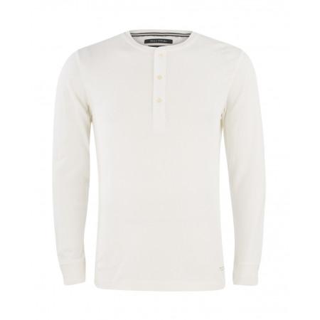 SALE % | Marc O'Polo | Henleyshirt | Beige online im Shop bei meinfischer.de kaufen