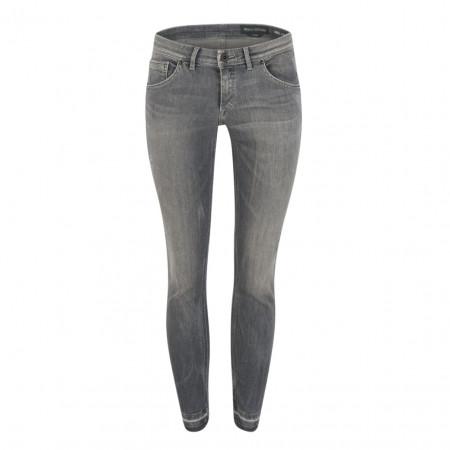 SALE %   Boss Casual   Jeans - Skinny Fit - cropped   Grau online im Shop bei meinfischer.de kaufen
