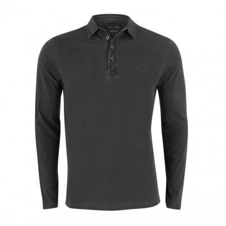 SALE %   Boss Casual   Poloshirt - Regular Fit - uni   Grau online im Shop bei meinfischer.de kaufen