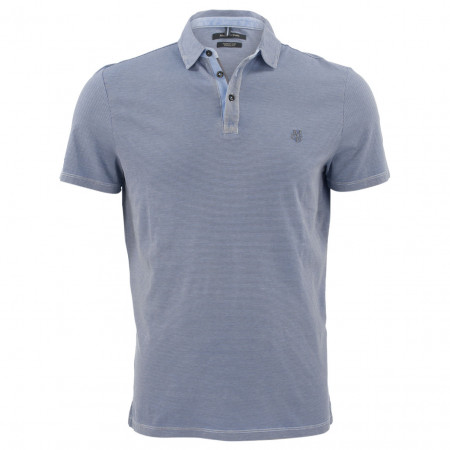 Poloshirt - Regular Fit - Stripes