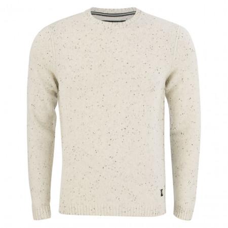 SALE % | Marc O'Polo | Woll-Pullover - Regular Fit - Crewneck | Weiß online im Shop bei meinfischer.de kaufen