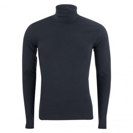 SALE % | Marc O'Polo | Rolli - Slim Fit - unifarben | Blau online im Shop bei meinfischer.de kaufen