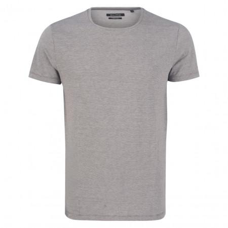 SALE % | Marc O'Polo | T-Shirt - Shape Fit - Stripes | Grau online im Shop bei meinfischer.de kaufen