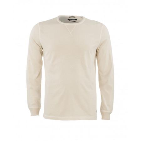 SALE % | Marc O'Polo | Shirt Langarm | Weiß online im Shop bei meinfischer.de kaufen
