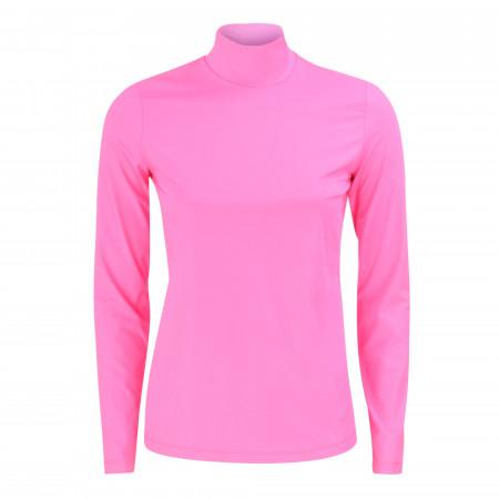 SALE % | Marc Cain | Shirt - Slim Fit - Rollkragen | Rosa online im Shop bei meinfischer.de kaufen