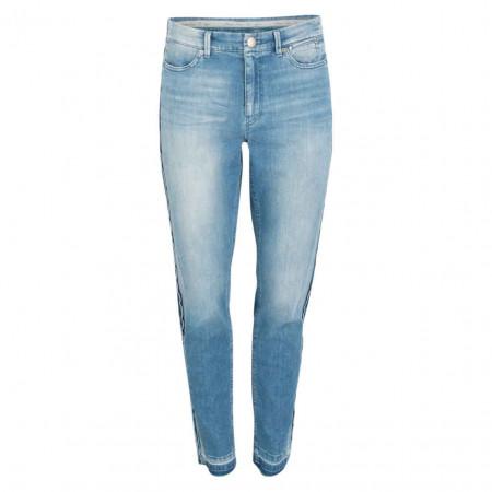 SALE % | Marc Cain | Jeans - Regular Fit - cropped | Blau online im Shop bei meinfischer.de kaufen