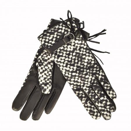 SALE %   Marc Cain   Handschuh  - Leder   Schwarz online im Shop bei meinfischer.de kaufen