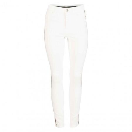 SALE % | Marc Cain | Jeans - Slim Fit - cropped | Weiß online im Shop bei meinfischer.de kaufen