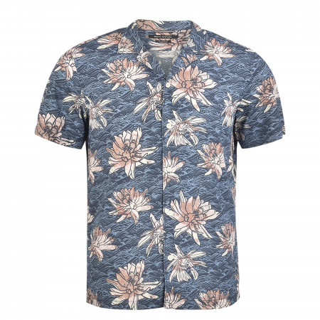 SALE %   Marc O'Polo   Freizeithemd - Relaxed Fit - Kentkragen   Blau online im Shop bei meinfischer.de kaufen