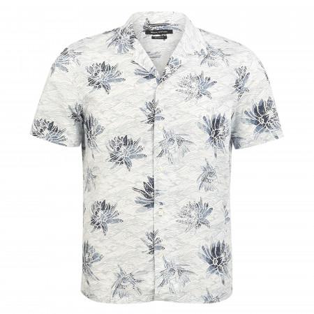 SALE % | Marc O'Polo | Freizeithemd - Relaxed Fit - Kentkragen | Weiß online im Shop bei meinfischer.de kaufen