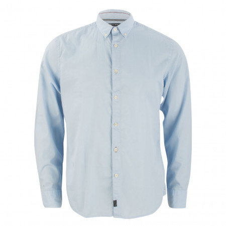 SALE % | Marc O'Polo | Hemd - Regular Fit - Button Down | Blau online im Shop bei meinfischer.de kaufen