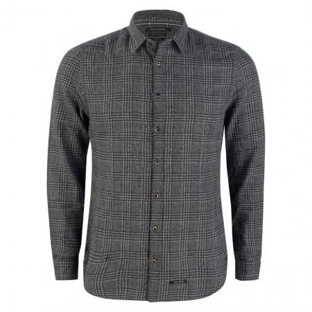 SALE % | Marc O'Polo | Freizeithemd - Shaped Fit - Karo-Muster | Blau online im Shop bei meinfischer.de kaufen