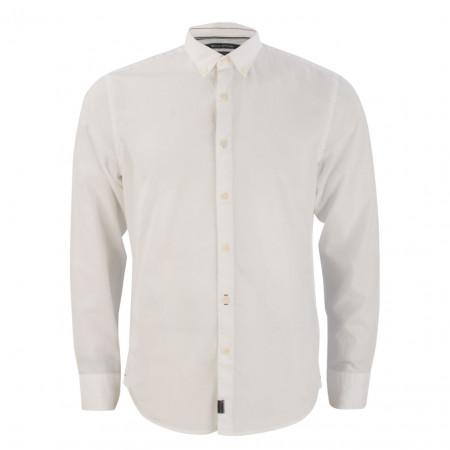 SALE % | Marc O'Polo | Hemd - Regular Fit - Button Down | Weiß online im Shop bei meinfischer.de kaufen