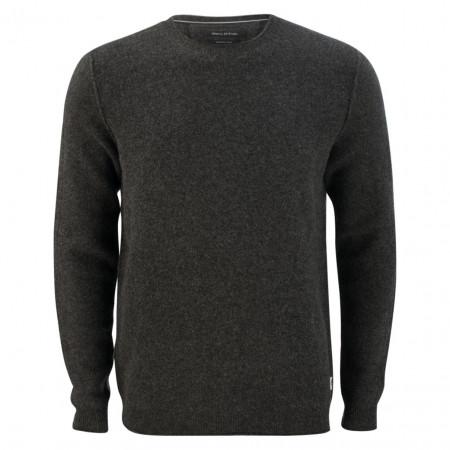 SALE % | Marc O'Polo | Pullover - Regular Fit - Wolle | Grau online im Shop bei meinfischer.de kaufen