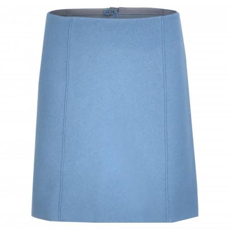 SALE %   Marc O'Polo   Rock - Regular Fit - Wolle   Blau online im Shop bei meinfischer.de kaufen