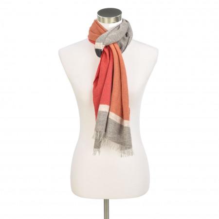 SALE % | Marc O'Polo | Schal - Wolle | Orange online im Shop bei meinfischer.de kaufen