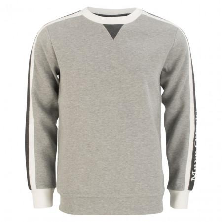 SALE % | Marc O'Polo | Sweater - Regular Fit - Stripes | Grau online im Shop bei meinfischer.de kaufen