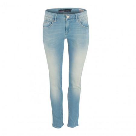 SALE % | Boss Casual | Jeans - NICOLE - Super Skinny Fit | Blau online im Shop bei meinfischer.de kaufen