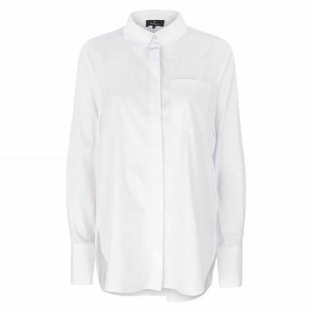 SALE %   Monari   Hemdbluse - Loose Fit - 1/1 Arm   Weiß online im Shop bei meinfischer.de kaufen