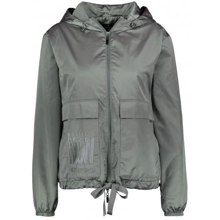 SALE % | Monari | Jacke - Regular Fit - Stickerei | Grau online im Shop bei meinfischer.de kaufen