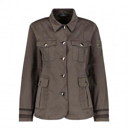 SALE % | Monari | Jacke - Regular Fit - Taschen | Grau online im Shop bei meinfischer.de kaufen
