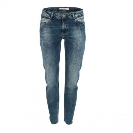 SALE % | Boss Casual | Jeans - Slim Fit - 5 Pocket | Blau online im Shop bei meinfischer.de kaufen