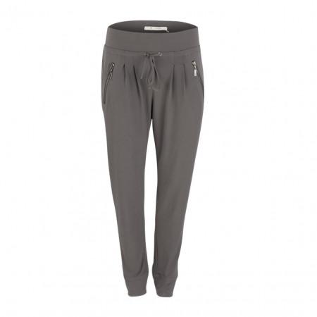 SALE % | Boss Casual | Joggpants - Tapered Leg - Bundfalten | Grau online im Shop bei meinfischer.de kaufen