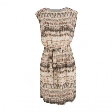 SALE % | Boss Casual | Freizeitkleid - fitted - Muster | Beige online im Shop bei meinfischer.de kaufen