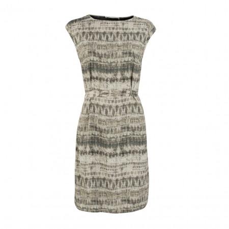SALE %   Boss Casual   Kleid - Regular Fit - Muster   Bunt online im Shop bei meinfischer.de kaufen