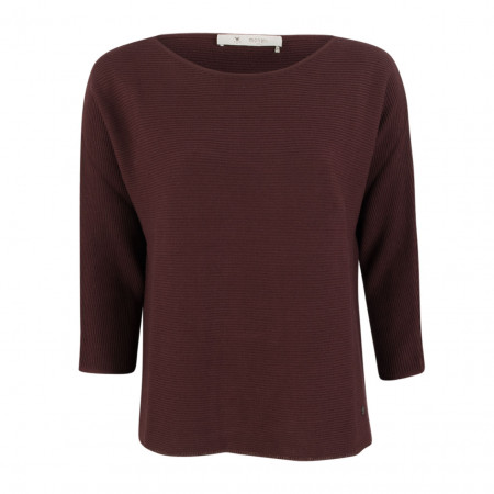 SALE %   Boss Casual   Pullover - oversized - Ripp-Optik   Rot online im Shop bei meinfischer.de kaufen