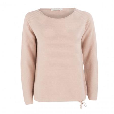 SALE % | Boss Casual | Pullover - Regular Fit - Kordelzug | Rosa online im Shop bei meinfischer.de kaufen