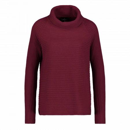 SALE %   Monari   Pullover - regular Fit - Schalkragen   Rot online im Shop bei meinfischer.de kaufen