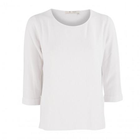SALE % | Boss Casual | Strickpullover - Regular Fit - 3/4-Arm | Weiß online im Shop bei meinfischer.de kaufen