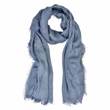 SALE %   Monari   Schal - unifarben   Blau online im Shop bei meinfischer.de kaufen